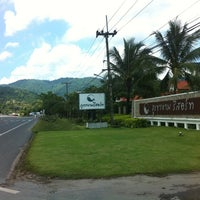 Photo taken at Phukhaongam Panorama Resort by Oui S. on 7/8/2011