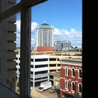 Photo taken at Hampton Inn & Suites Montgomery Downtown by scott m. on 7/22/2011