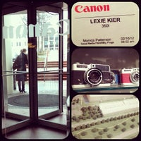 Photo taken at Canon USA by Lexie K. on 2/16/2012