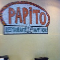 Photo taken at Papito Restaurante & Happy Hour by Daniel M. on 5/20/2011