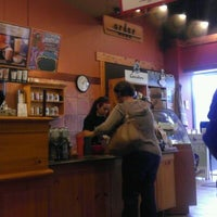 Photo taken at Caribou Coffee by Sean O. on 9/18/2011