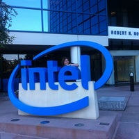 Photo taken at Intel Museum by Andrea V. on 9/1/2012