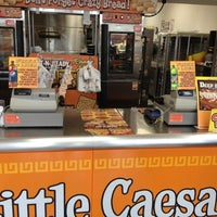 Photo taken at Little Caesars Pizza by Jack B. on 7/8/2012