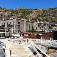 Photo taken at Kervansaray Otel by Banu G. on 8/26/2012