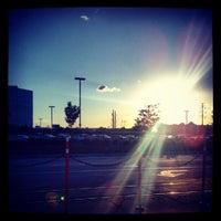 Photo taken at American Boulevard LRT Station by Recliner Jockey on 6/12/2012