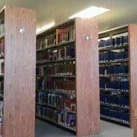 Photo taken at Albert S. Cook Library by LMKL K. on 2/13/2012