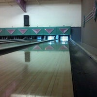 Photo taken at Taylor Lanes by Timothy H. on 3/25/2012