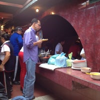 Photo taken at Los Tres Reyes - Barbacoa by J. Luis L. on 8/5/2012