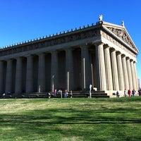 Photo taken at The Parthenon by Stephanie C. on 3/10/2012