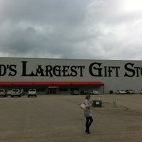 Photo taken at World's Largest Gift Shop by Sarah R on 3/23/2012