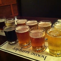 Photo taken at Iron Hill Brewery & Restaurant by Wendy B. on 5/19/2012