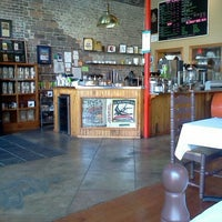 Photo taken at The Depot Coffee House and Bistro by Byron P. on 8/21/2012