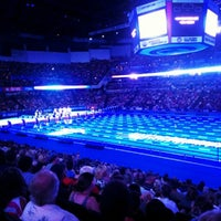Photo taken at CenturyLink Center by Nathan L. on 7/1/2012