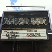 Photo taken at The Masquerade by Mason F. on 3/24/2012