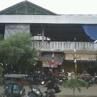 Photo taken at Pasar Kangkung by Maddin D. on 6/10/2012
