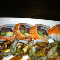 Photo taken at Sushi Siam by Illine D. on 6/23/2012