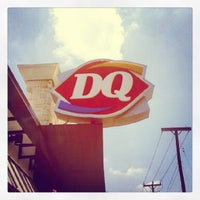 Photo taken at Dairy Queen by Cody S. on 6/9/2012