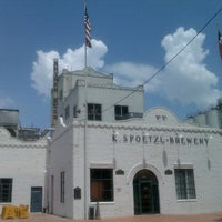 Photo taken at Spoetzl Brewery by Heather S. on 7/13/2012
