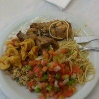 Photo taken at Cheiro Verde Restaurante by Adriano M. on 7/10/2012