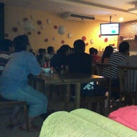 Photo taken at Dante Coffee by Santos M. on 7/1/2012