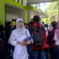 Photo taken at Oriflame Bandung Office by Anggun S. on 5/2/2012