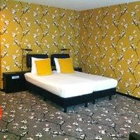 Photo taken at Van der Valk Hotel Harderwijk by Lotte S. on 5/31/2012