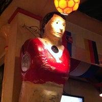 Photo taken at Bar Kick by Radek D. on 5/11/2012