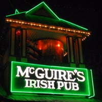 Photo taken at McGuire's Irish Pub of Destin by Jessica B. on 8/19/2012