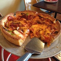 Photo taken at Pi Pizzeria by Carlo A. on 8/21/2012