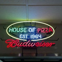 Photo taken at House of Pizza by Tom C. on 3/2/2012