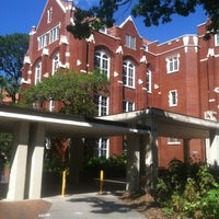 Photo taken at University of Florida by Brandon F. on 3/30/2012