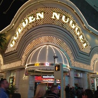 Photo taken at Golden Nugget Hotel & Casino by Christie S. on 3/14/2012