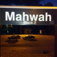 Photo taken at NJT - Mahwah Station (MBPJ) by Miguel G. on 11/24/2012