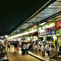 Photo taken at Malin Plaza by Macky on 9/27/2012