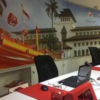 Photo taken at GraPARI Telkomsel by Asva D. on 12/26/2016