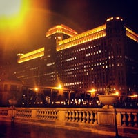 Photo taken at The Merchandise Mart by Evan B. on 10/10/2012