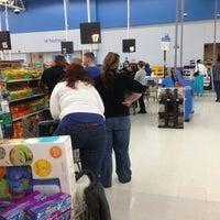 Photo taken at Walmart Supercenter by Elieser C. on 3/31/2013