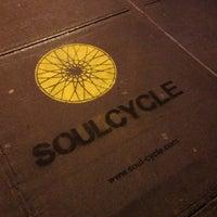 Photo taken at SoulCycle NoHo by Lara Z. on 1/18/2013