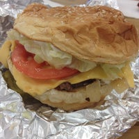 Photo taken at Five Guys by Astacia H. on 11/9/2012