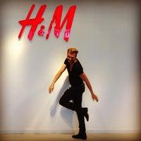 Photo taken at H&M by Eli v. on 9/8/2013
