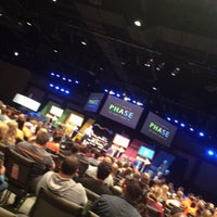 Photo taken at Meadowbrook Church by Mike S. on 11/10/2015