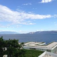 Photo taken at NOVI Spa Hotels & Resort by Vladimir A. on 5/12/2013