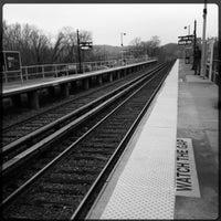 Photo taken at LIRR - Douglaston Station by rob z. on 12/8/2012
