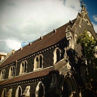 Photo taken at German Lutheran Trinity Church by Open House Melbourne on 7/8/2013