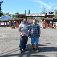 Photo taken at Plumas County Fairgrounds by Stephen S. on 10/14/2013