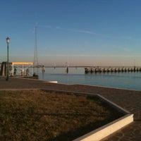 Photo taken at Porto Fusina by Andrea F. on 12/30/2012