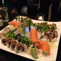 Photo taken at Miki Japanese Restaurant by Elena N. on 12/29/2012
