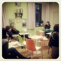 Photo taken at hamko.cz: mtg/workshop room Prague 4 by Veronika C. on 4/6/2013