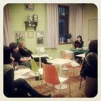 Photo taken at hamko.cz: mtg/workshop room Prague 4 by Veronika H. on 4/6/2013