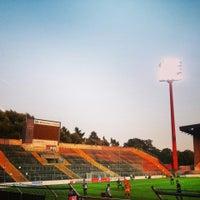 Photo taken at Grotenburg-Stadion by Daniel on 8/21/2013